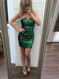 dress sequin dress sequins sequin bustiers green dress green