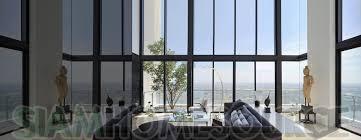 exceptional ultra modern river view bangkok penthouse triplex