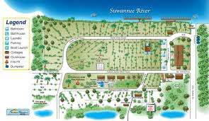 Map Of 30a Florida by Yellow Jacket Rv Resort Find Campgrounds Near Old Town Florida