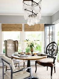 Mix And Match Seating Dining Chairs That Dont Match - House beautiful dining rooms
