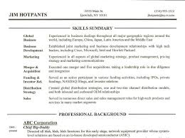 Summary Statement On Resume Examples by Resume Resume Summary For Retail Educator Resume Templates Cv