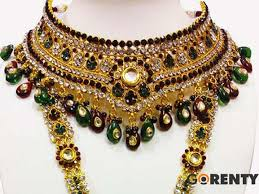 wedding jewellery for rent bridal jewellery on rent nagpur gorenty post free rent ads