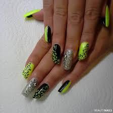 nagel design bilder kitschige nägel nageldesign bilder galerie in neon nägel