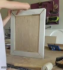 diy simple kitchen cabinet doors how to make diy cabinet doors without fancy router bits