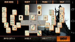 mahjong halloween android apps on google play