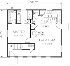 guest home floor plans mediterranean style house plan 2 beds 2