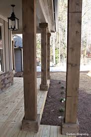 best 25 porch posts ideas on pinterest front porch remodel
