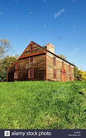 New England Saltbox House Saltbox House Stock Photos U0026 Saltbox House Stock Images Alamy