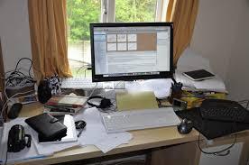 Programmer Desk Setup Meet The Developers Keith Blount Of Scrivener Mac Appstorm