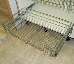 Pull Out Baskets For Kitchen Cabinets by Wire Pulls For Cabinets Bar Cabinet