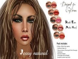 pubic hair style pics second life marketplace d4u skin jessy dark tan pubic hair 10 skins
