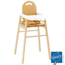 chaise haute b b en bois chaises hautes orchestra