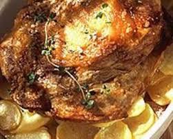 cuisiner epaule agneau recette epaule d agneau boulangère