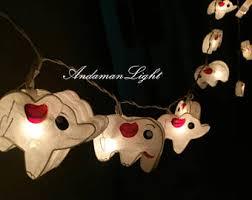 Decorative Indoor String Lights Elephant String Lights Etsy