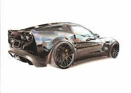 corvette zr6x corvette zr6x in progress by aalexwerner on deviantart