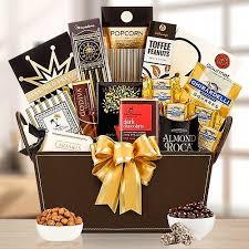 gourmet gift basket gourmet gift basket of treats by amerigiftbaskets