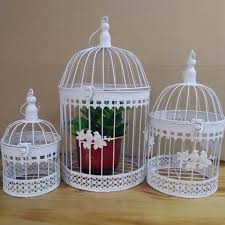 bird cage decoration iron bird cage wall birdcage flower decoration fashion classic