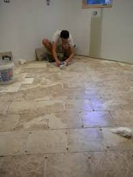 How To Tile A Floor Tommy U0027s Trade Secrets How To Tile A Floor Renovation House