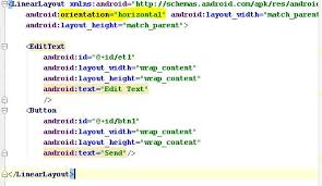 que es linear layout android diferencia entre linearlayout y relativelayout dot net