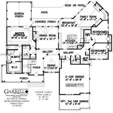 big house plan designs floors floor ranch style plans mountain one