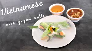where to buy rice wrappers rice paper rolls goi cuon peanut hoisin sauce