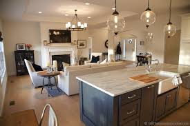 kitchen great room ideas kitchen great room floor plans home design ideas great idea
