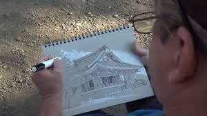 drawing sketching in tokyo youtube
