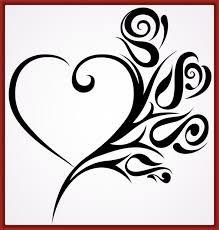 imagenes para colorear rosas dibujos para colorear corazones y rosas jpg 590 618 filigrana