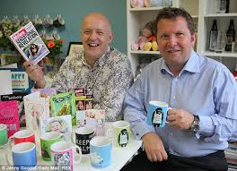 sales soar at personalised greeting card website moonpig com