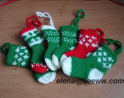knitted tree decorations buy