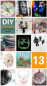 13 diy halloween decorations for design geeks