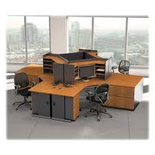 Corner Desk Cherry Wood by Bush Business Furniture Wc57466 Series A 48w Corner Desk 47 3