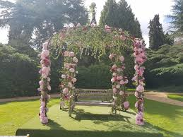 wedding arch gazebo secondhand prop shop wedding arch stunning metal gazebo