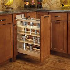Kitchen Cabinets Spice Rack Pull Out Cabinets U0026 Drawer Kitchen Base Cabinets With Drawers The Sink