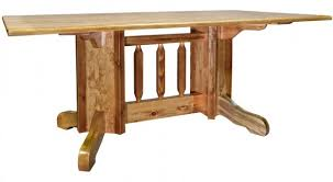 Pine Pedestal Dining Table Dining Ideas Pine Pedestal Dining Table Inspirations Dining Room