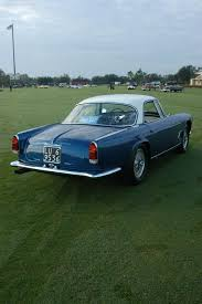 classic maserati convertible 1962 maserati 3500 gti at the palm beach cavallino classic