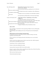 Sample Resume Case Manager by Director Manager Supervisor Consultant Resume