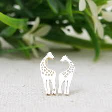 giraffe earrings aliexpress buy jisensp women fashion earings tiny