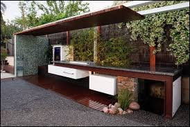 outdoor kitchen roof ideas kitchen wonderful appearance of modern outdoor kitchen with stylish