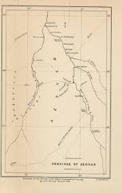 Blank Map Of South Africa Provinces by Maps From The Journal Of The Royal Geographical Society Of London