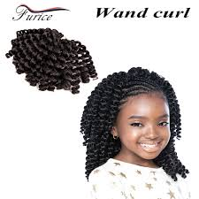 wand curl styles for short hair 8 inch jumpy wand curl crochet braids crochet hair extension