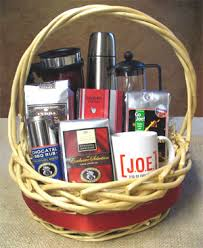gourmet coffee gift baskets gift baskets jeremiahs san francisco coffee roaster