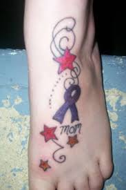 mom memorial tattoo on foot tattoo designs tattoo pictures