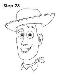 draw woody