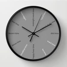 Designer Kitchen Wall Clocks Design Ideas - Modern designer wall clocks