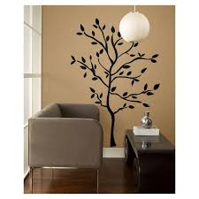 19 in tree branches peel and stick wall decals rmk1317gm