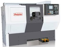 pinacho cnc and conventional lathes harris machine tools