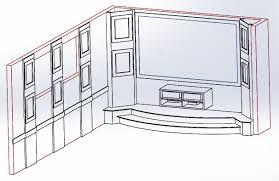 fluance avbp2 home theater bipolar surround sound satellite speakers argyle miniplex dedicated theater build log avs forum home