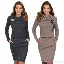 buy pocket work dresses online at low cost from work dresses