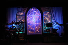 church stage design and foam letters on pinterest idolza